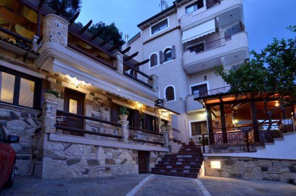Διαμονή στο Panorama Exclusive στην Πάργα Ελλάδα
